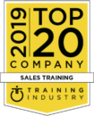 Sales training award 2019