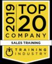 Sales training award 2019