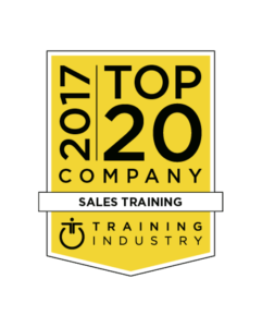 wilson learning sales training award 2017