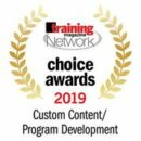 "alt=""Training Magazine Network 2019 Choice Awards"""