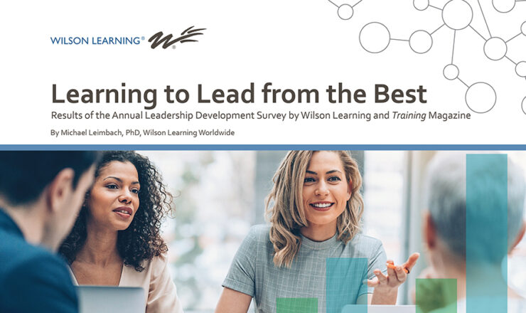 Learn Key Findings from the Annual Leadership Survey with Training Magainze
